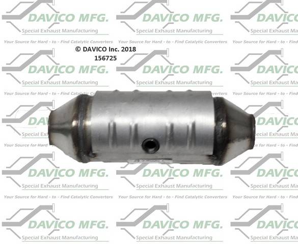 Davico Manufacturing - CARB Exempt Universal Converter