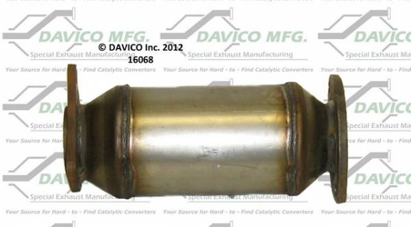 Davico Manufacturing - NY Legal DIRECT FIT w/ CARB exempt univ