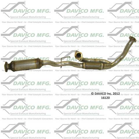Davico Manufacturing - CATALYTIC CONVERTER