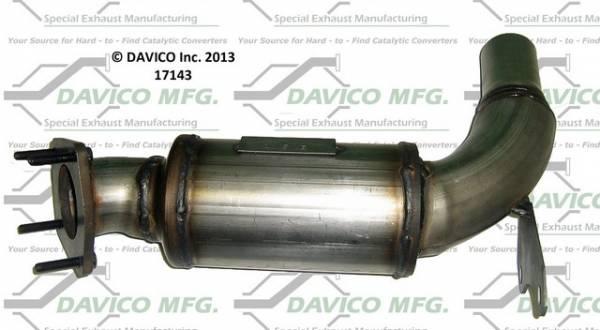 Davico Manufacturing - CATALYTIC CONVERTER