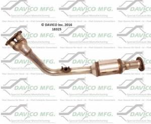 Davico Manufacturing - CARB legal Direct fit converter - Image 1