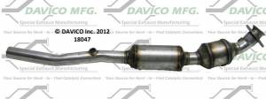 Davico Manufacturing - CARB legal Direct fit converter - Image 3