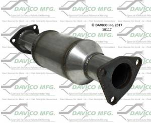 Davico Manufacturing - CARB legal Direct fit converter - Image 2
