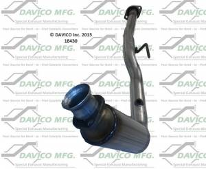 Davico Manufacturing - CARB legal Direct fit converter - Image 2