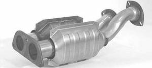 CARB Exempt Direct Fit Catalytic Converter