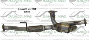 Davico Manufacturing - Direct Fit Catalytic Converter - Image 4