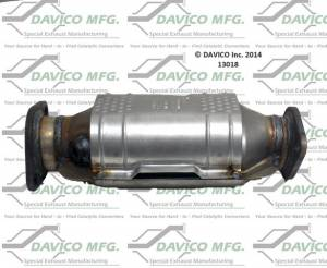 Davico Manufacturing - CATALYTIC CONVERTER - Image 1