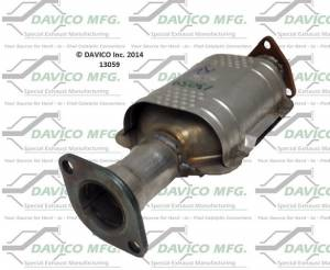 Davico Manufacturing - NY Legal DIRECT FIT w/ CARB exempt univ - Image 2