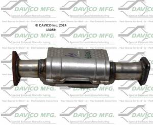 Davico Manufacturing - NY Legal DIRECT FIT w/ CARB exempt univ - Image 3