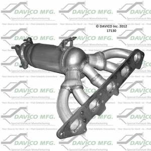 Davico Manufacturing - Direct Fit Catalytic Converter - Image 5
