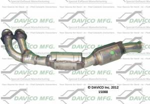 Davico Manufacturing - CATALYTIC CONVERTER - Image 1