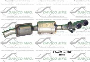 Davico Manufacturing - CATALYTIC CONVERTER - Image 3