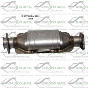 Davico Manufacturing - NY Legal DIRECT FIT w/ CARB exempt univ - Image 1