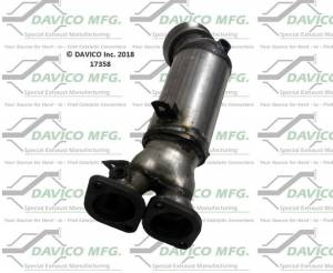 Davico Manufacturing - Direct Fit Catalytic Converter - Image 3