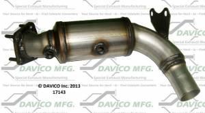Davico Manufacturing - CATALYTIC CONVERTER - Image 2