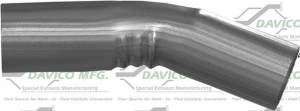 Davico Manufacturing - Exhaust Tail Pipe