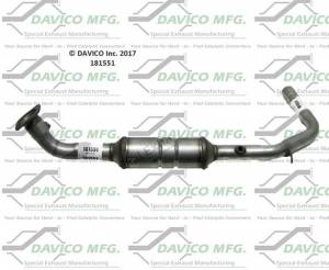 Direct Fit Catalytic Converter