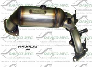 Davico Manufacturing - Catalytic Converter - Image 2
