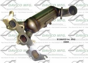 Davico Manufacturing - Catalytic Converter - Image 4