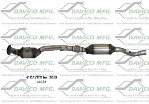Davico Manufacturing - Dealer Alternative Catalytic Converter