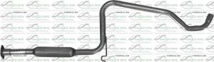 Mufflers & Exhaust Pipes - Davico Manufacturing - EXHAUST RESONATOR PIPE