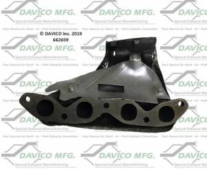 Davico Manufacturing - Stand alone Exact-Fit exhaust manifold - Image 2