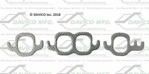Davico Manufacturing - Stand alone Exact-Fit exhaust manifold - Image 4